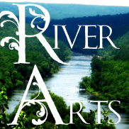 river arts sprewell dark png logo