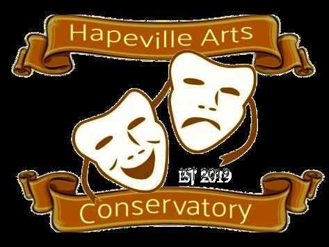logo hapeville arts conservatory 333